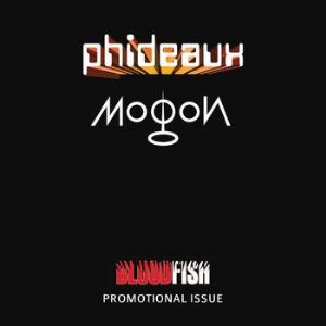 Phideaux - Phideaux & Mogon Promotional Issue CD (album) cover