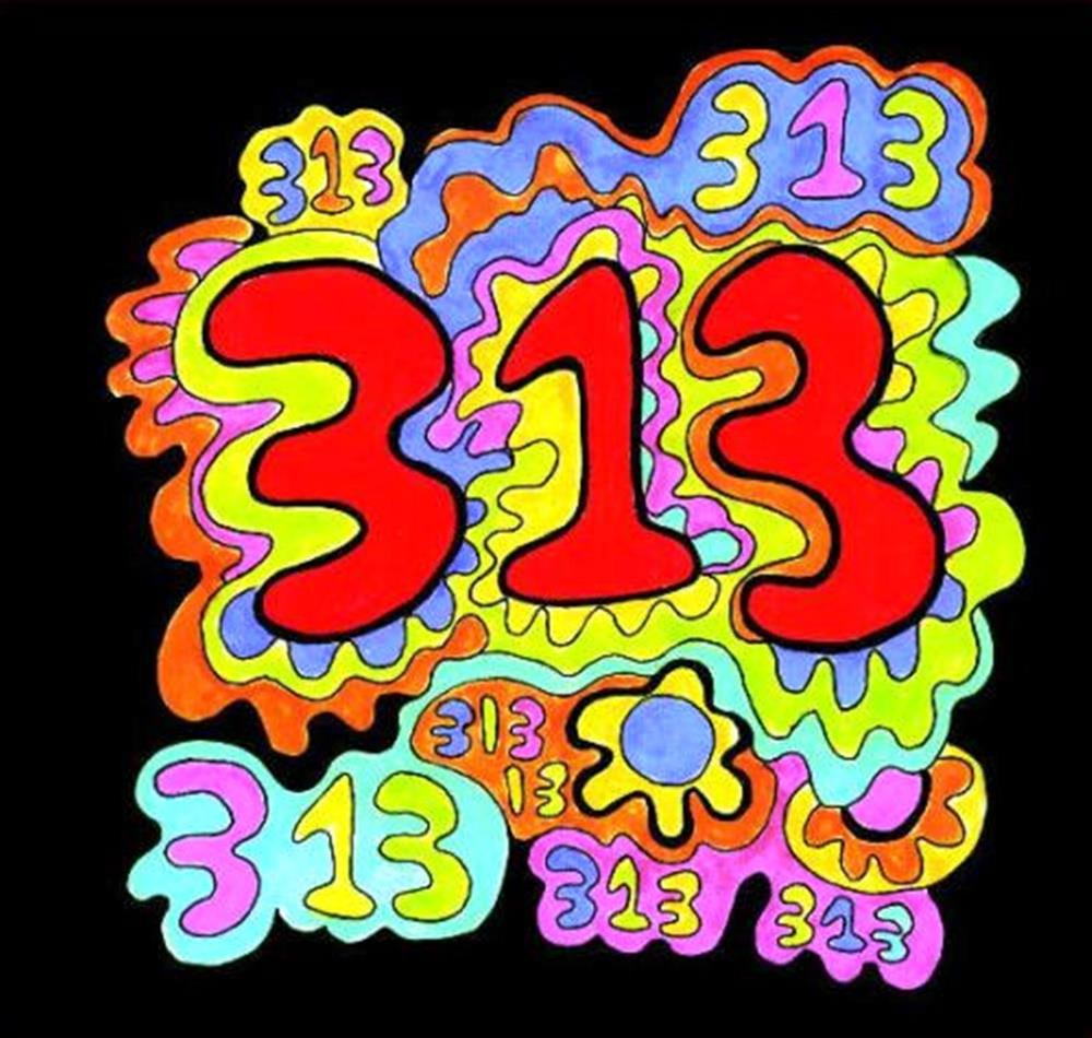 313 by PHIDEAUX album cover