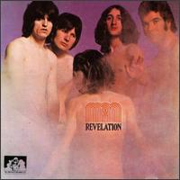 Man - Revelation CD (album) cover