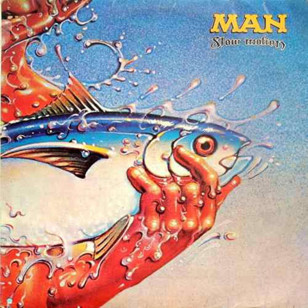 Slow Motion by MAN album cover