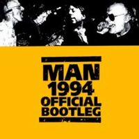Man - 1994 Official Bootleg CD (album) cover