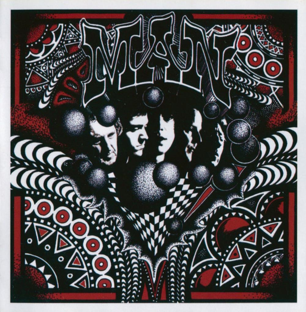 Reanimated Memories by MAN album cover