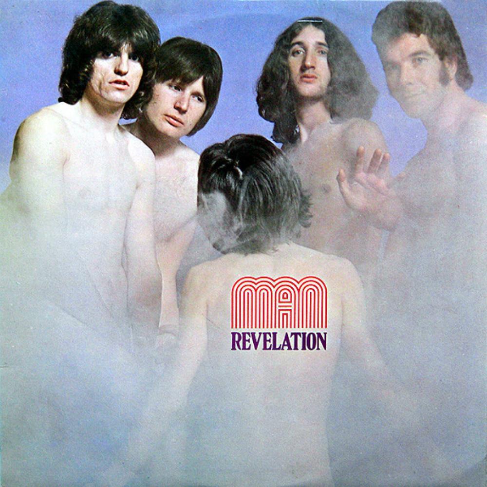 Revelation by MAN album cover