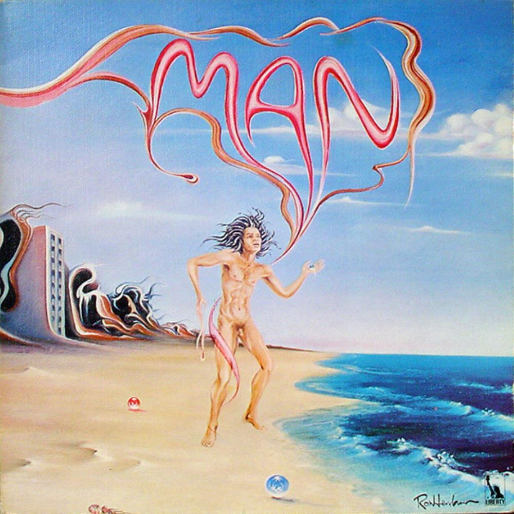 Man - Man CD (album) cover