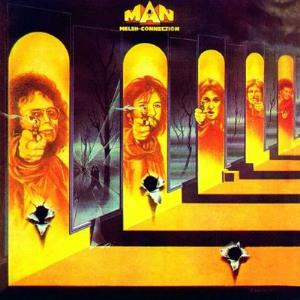Man - The Welsh Connection CD (album) cover