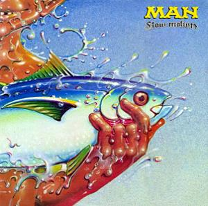 Man - Slow Motion CD (album) cover