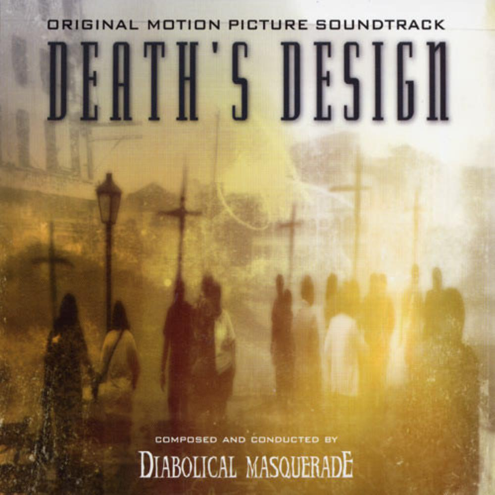 Death's Design by DIABOLICAL MASQUERADE album cover