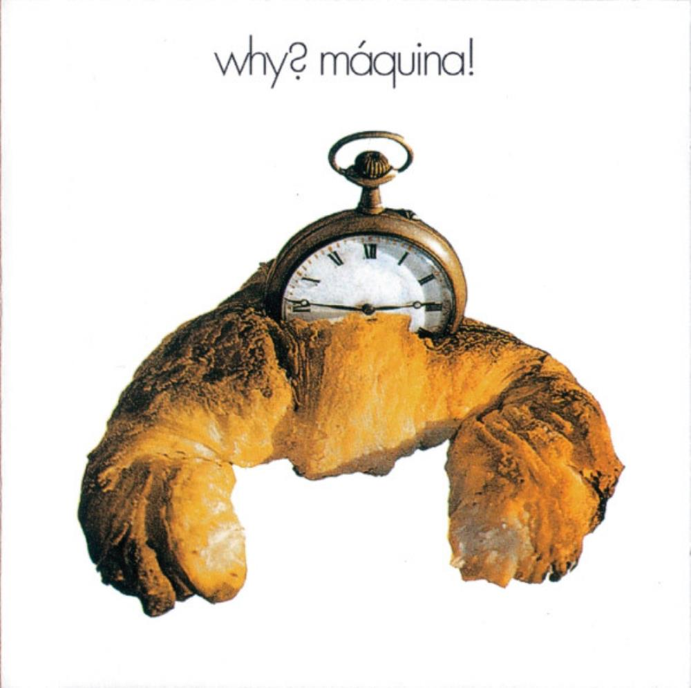 Máquina! Why ?  album cover
