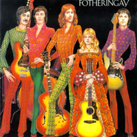 Fotheringay - Fotheringay  CD (album) cover