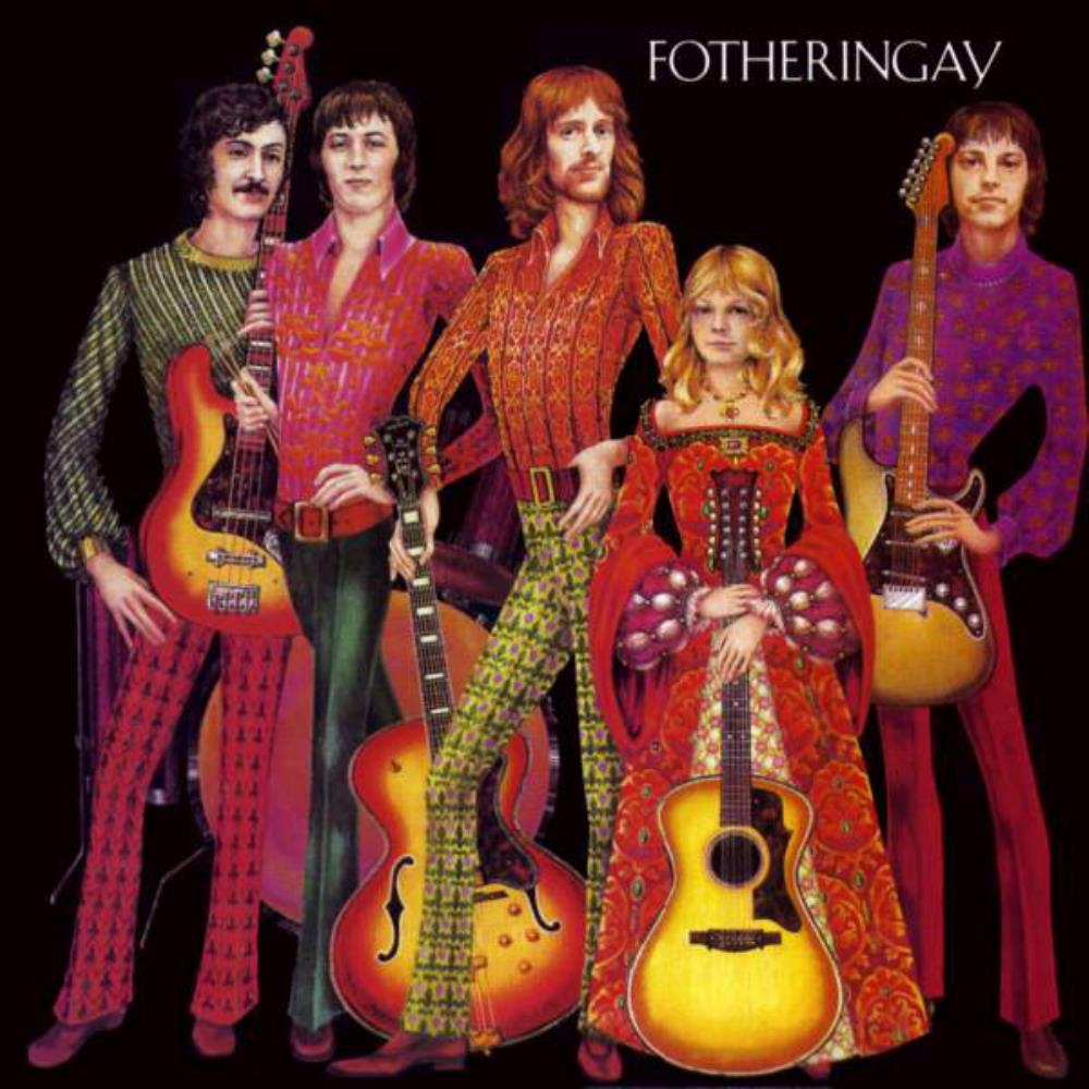Fotheringay by FOTHERINGAY album cover