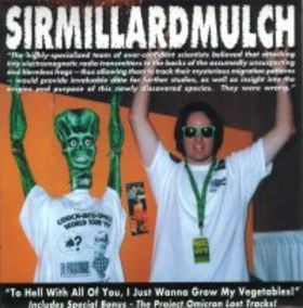 Sir Millard Mulch - To Hell with all of You, I just Wanna Grow my Vegetables! CD (album) cover
