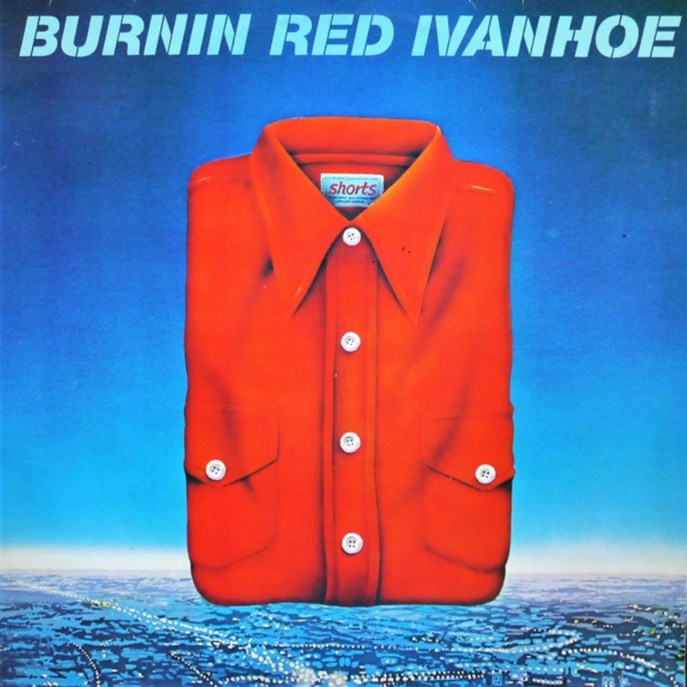 Burnin' Red Ivanhoe Shorts album cover