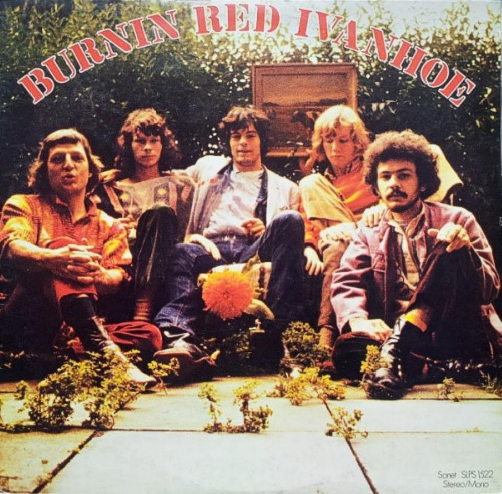 Burnin' Red Ivanhoe by BURNIN' RED IVANHOE album cover