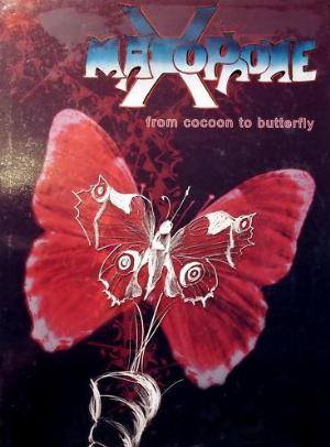 Maxophone - From Cocoon To Butterfly CD (album) cover