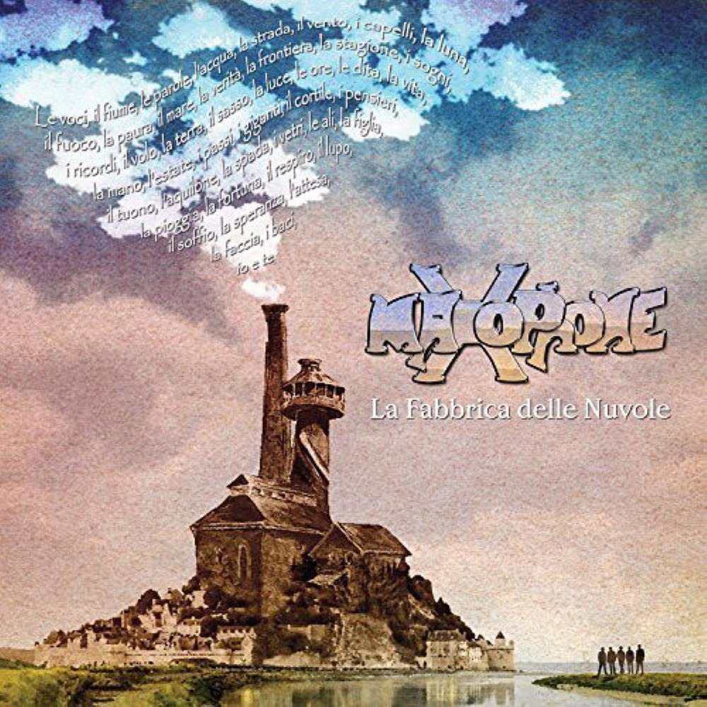 La Fabbrica Delle Nuvole by MAXOPHONE album cover