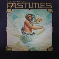 Golden Avatar Pastimes album cover
