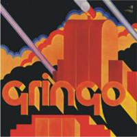 Gringo - Gringo CD (album) cover