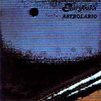 Garybaldi - Astrolabio CD (album) cover
