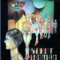 Robot Woman by MOTHER GONG album cover