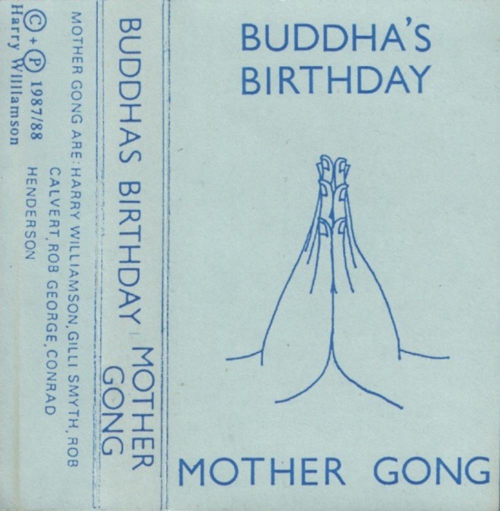 Mother Gong Buddha's Birthday album cover