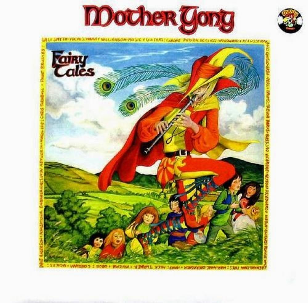 Mother Gong Fairy Tales album cover
