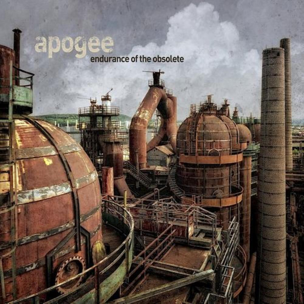 Apogee Endurance of the Obsolete album cover