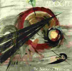 The Border of Awareness by APOGEE album cover
