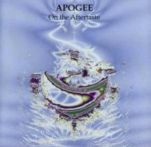 Apogee On the Aftertaste album cover