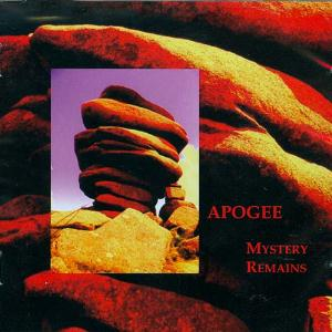 Mystery Remains by APOGEE album cover