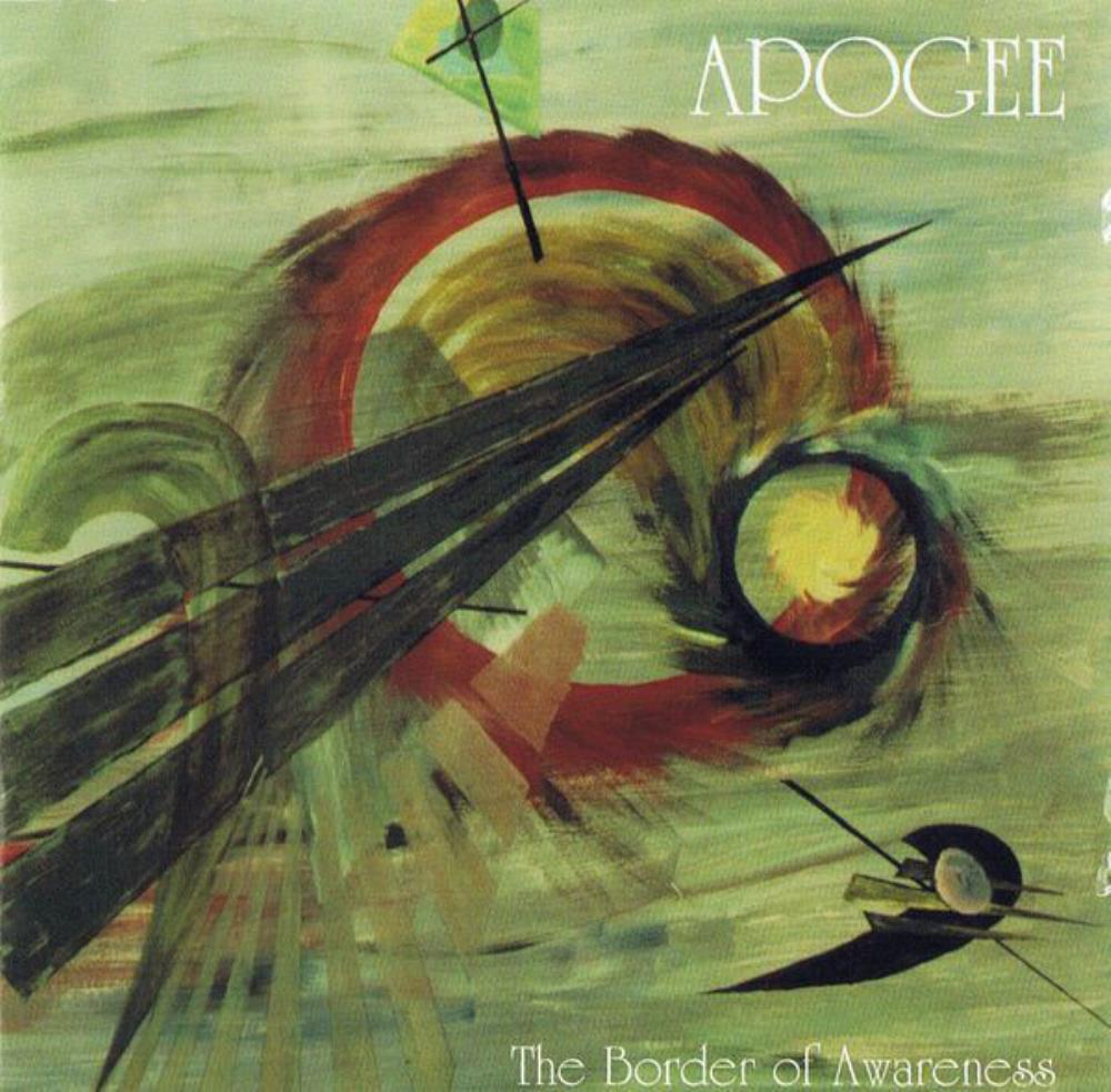 Apogee The Border Of Awareness album cover