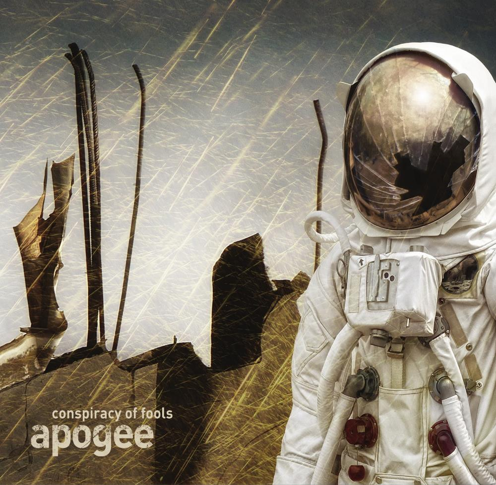 Conspiracy Of Fools by APOGEE album cover