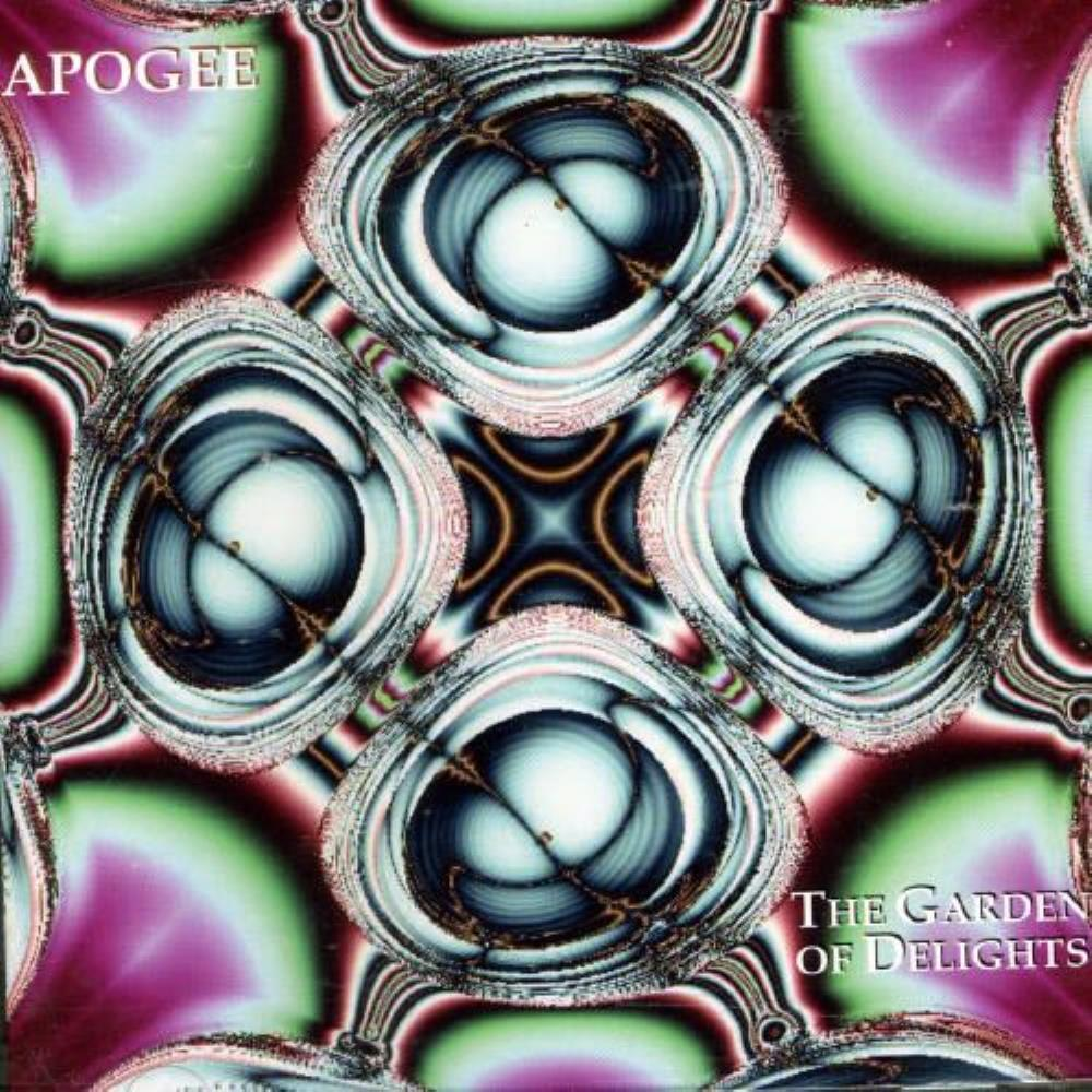 The Garden Of Delights by APOGEE album cover