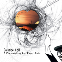 A Prescription For Paper Cuts by SOLSTICE COIL album cover