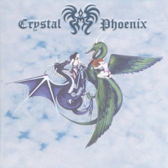 Crystal Phoenix - The Legend Of The Two Stonedragons (Twa Jorg-J-Draak Saga) CD (album) cover