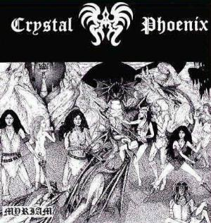 Crystal Phoenix by CRYSTAL PHOENIX album cover