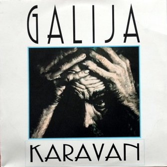 Galija - Karavan CD (album) cover