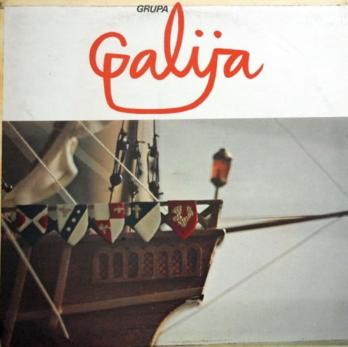 Galija Grupa Galija album cover