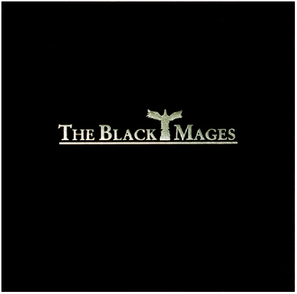 The Black Mages - The Black Mages CD (album) cover