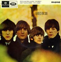 The Beatles Beatles For Sale album cover