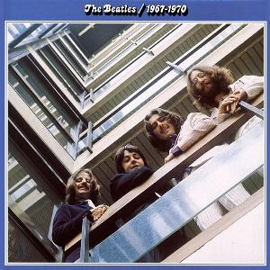 The Beatles - 1967-1970 CD (album) cover