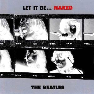 The Beatles Let It Be - Naked album cover