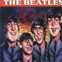 The Beatles Last Night In Hamburg album cover