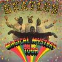The Beatles - Magical Mystery Tour (UK Version) CD (album) cover