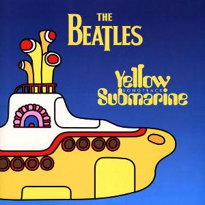 Yellow Submarine Songtrack by BEATLES, THE album cover