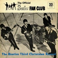 The Beatles The Beatles Third Christmas Record album cover