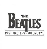 The Beatles Past Masters Volume 2 album cover