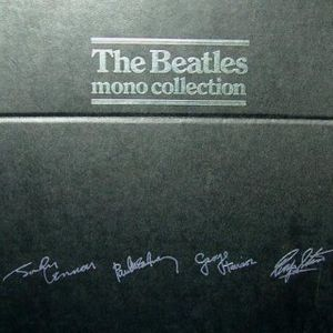 The Beatles The Beatles Mono Collection Reviews