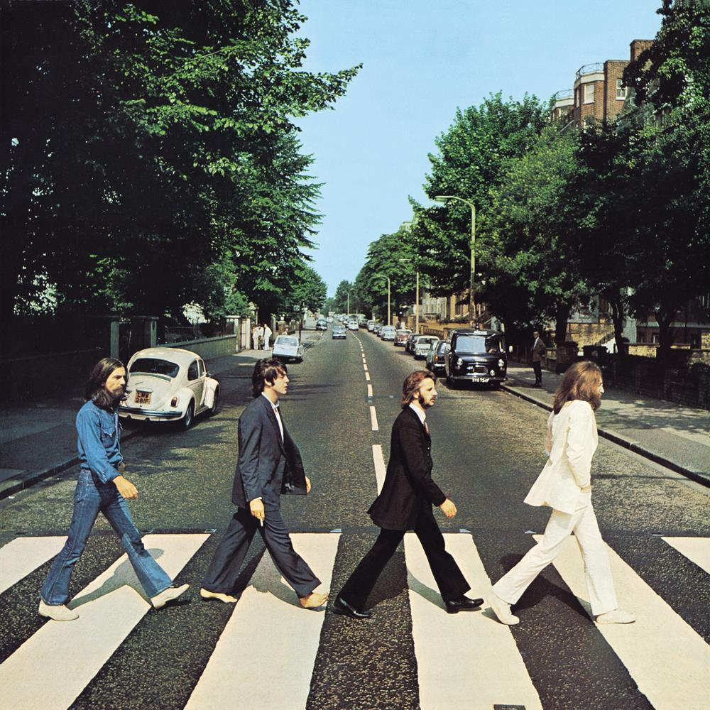 The Beatles - Abbey Road CD (album) cover