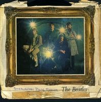 Strawberry Fields Forever by BEATLES, THE album cover