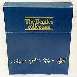 The Beatles The Beatles Album Collections album cover